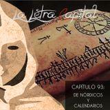 LALETRACAPITAL PODCAST (OMC RADIO) - CAPÍTULO 93 - DE NÓRDICOS Y CALENDARIOS