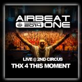 CREEK Live @ AIRBEAT ONE FESTIVAL 2014 (Thursday 2nd Circus)