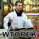 WTOREK - Rekolekcje adwentowe głosi ks. Maciej Sarbinowski SDB
