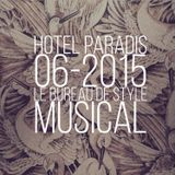 HOTEL PARADIS # 0615