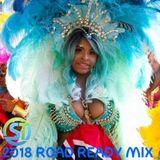 2018 TRINIDAD SOCA MIX (ROAD READY MIX) DJ SKY TRINI FEB 1ST 2018