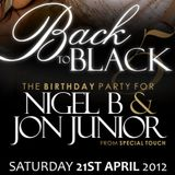 Freshh So pt3 - Back2Black Nigel B & Jon Jr 2012