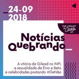 Notícias Quebrando 24-09-2018