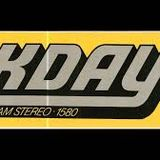 KDAY 1580 AM DJ Joe Cooley 1988 Side 1