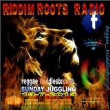 REGGAE M - RIDDIMROOTSRADIO SUNDAY JUGGLING 19-7-2015