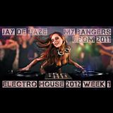 Electro House 2012 Week 01 My Bangers From 2011