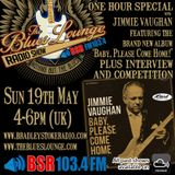 The Blues Lounge Radio Show Jimmie Vaughan in London Special - May 17th 2019 Interview and new album