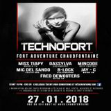 Miss Tiapy @ TeChnoFort  27-01-2018 Chaudfontaine