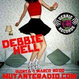 DEBBIE RECORDS EPISODIO 135