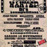 dj luisda-Vig Scala Production-Wanted Dj Competition.Sala Playmovil Vademecun.Vigo(Spain)10/11/2012