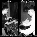 Jask & Manny Cuevas Live @ Hyde Park Cafe (Jacks House) Tampa 11-03-98'