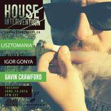 House Intervention Vol.21 Label Spotlight with Lisztomania Records/Igor Gonya