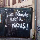 """""""Le monde est à nous !"""" Exposition à la bibliothèque Grand Rue de Mulhouse"""