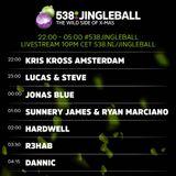 Sunnery James & Ryan Marchiano Radio 538 Jingle Ball 2016