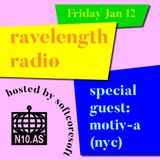 Ravelength with guest: motiv-a 12/01/2018