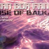 Lunar Dawn live at BALKAN GOA FANATICS - A Rise Of Balkanix 24-08-2015
