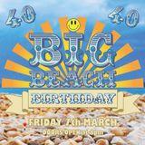 Big Beach Birthday