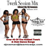 Twerk Session Mix (2013) Mixed by Dj Iceman