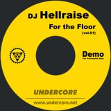 DJ Hellraise - For the Floor (vol.01)