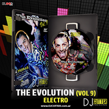 THE EVOLUTION (Vol 9) Edición Electro - DJ CUTTER