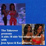 The Takeover  with Jess Ajose & Special Guest Kara Harris - 14.02.19 - FOUNDATION FM