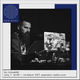 DJ CHVARE - 7th July 2017