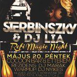 Dj Nyikes Zsombor Live @ Refi Magic Night (2016.05.20)