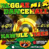 #9 2018 Reggae Dancehall Kawulé Vibes Radio Show