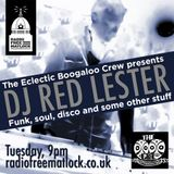 The Eclectic Boogaloo Crew - DJ Red Lester