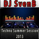 DJ SvenB - Techno Summer Session 2013
