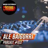 Ale Baigorri @ Set Exclusivo Movida Electrónica Córdoba (Podcast 032) 03.12.15