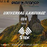 Universal Language 014