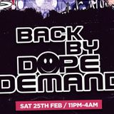 Shaun Lever - Back By Dope Demand At Gorilla Sat 25th February Promo Mix