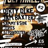 Warning Explicit Lyrical Content SkidRowShow 24.01.12 Feat Dirty Dike & Jam Baxter & DJ Sammy B-Side