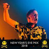 Fatboy Slim - New Year's Eve 2018 Mix - 01-JAN-2019