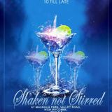 SHAKEN NOT STIRRED REGGAE VOCAL MIX… MIXED BY MIKEY FLEX