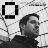 Culture Box Podcast 057 - Azpecialguest