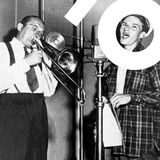 Tommy Dorsey with Frank Sinatra
