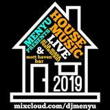 menyu presents: house music weekend (live at la masa restaurant and mott haven bar)