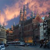 Lost In Amsterdam by Eric Tchaikovsky