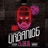 DJ KATCH - URBANICE 01