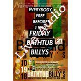 Bath Tub Billys 10-19-2018