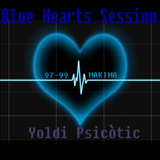 Blue Hearts Session by Yoldi Psicòtic