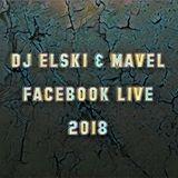 Dj Elski & Marvel - Facebook Live 9.6.18