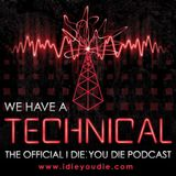 I Die: You Die - We Have a Technical #200 - The Legacy of Ras Dva Records' Quad Compilation