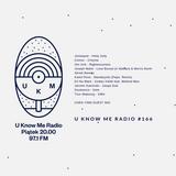 U Know Me Radio #166 - Chen Yinn Guest Mix   Jonwayne   Om Unit   Jaromir Kaminski   Souleance