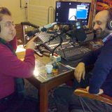 Kostas Kotsiolis & Konstantinos Koletsios on NovaFM106-261214-B