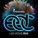 Afrojack @ circuitGROUNDS, EDC Las Vegas, USA 2014-06-21