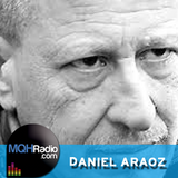 Daniel Araoz en MQH Radio