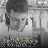 Azf & Friends invite MMPP - 26 Novembre 2015
